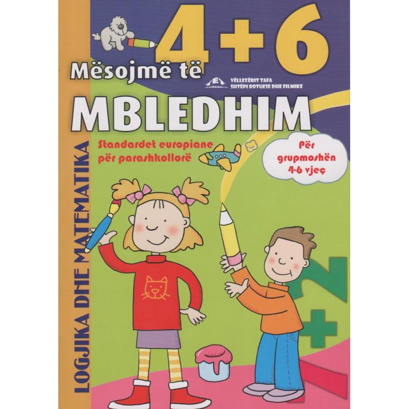 Mesojme te mbledhim per grupmoshen 4 - 6 vjec