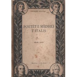 Poetet e medhenj t'Italis, vol. 1+2
