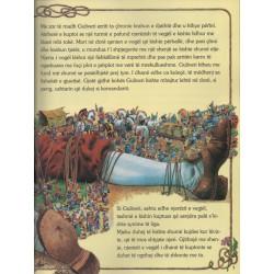 Historia e Guliverit dhe shume te tjera, Peter Holeinone, pershtatje per femije