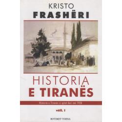 Historia e Tiranes, Kristo Frasheri