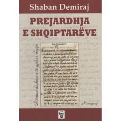 Prejardhja e shqiptareve, Shaban Demiraj