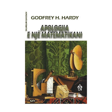Apologjia e nje matematikani, Godrey H. Hardy