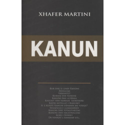 Kanun, Xhafer Martini