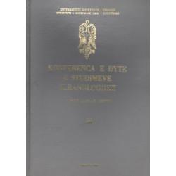 Konferenca e Dyte e Studimeve Albanologjike, vol. 3