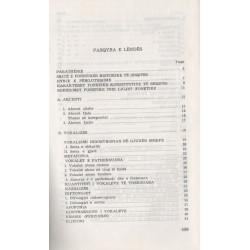 Studime per fonetiken historike te gjuhes shqipe, Eqrem Cabej
