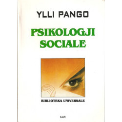 Psikologji sociale, Ylli Pango