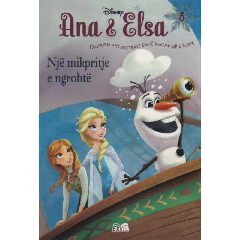Ana dhe Elsa, Nje mikpritje e ngrohte, libri i trete