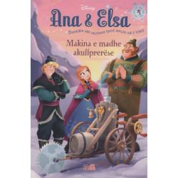 Ana dhe Elsa, Makina e madhe akullprerese, libri i katert