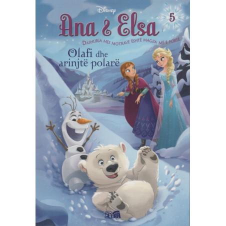 Ana dhe Elsa, Olafi dhe arinjte polare, libri i peste