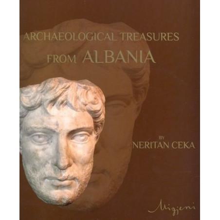 Archaeological treasures from Albania, vol. 1 + 2, Neritan Ceka