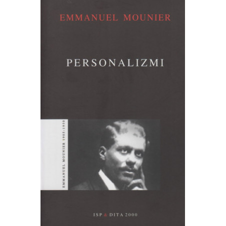 Personalizmi, Emmanuel Mounier