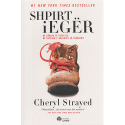Shpirt i eger, Cheryl Strayed