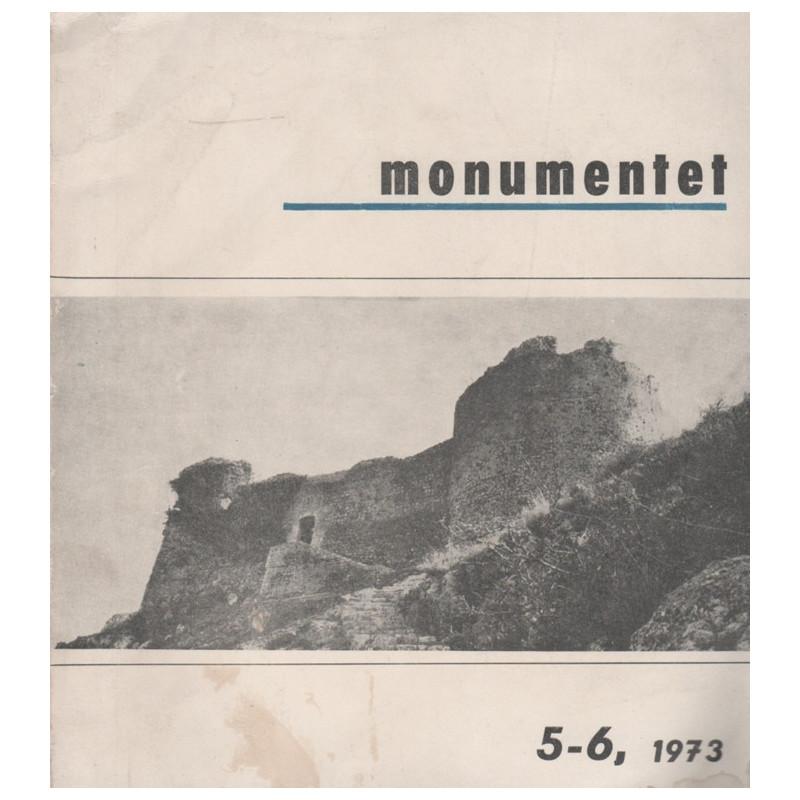 Monumentet, nr. 5-6, 1973