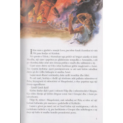 Aleksandri i madh (per femije), Stefania Stefani