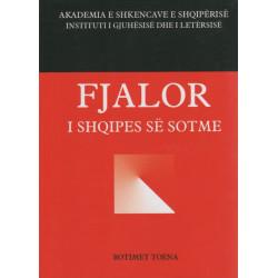 Fjalor i shqipes se sotme