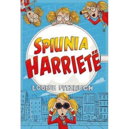 Spiunia Harriete, Louise Fitzhugh