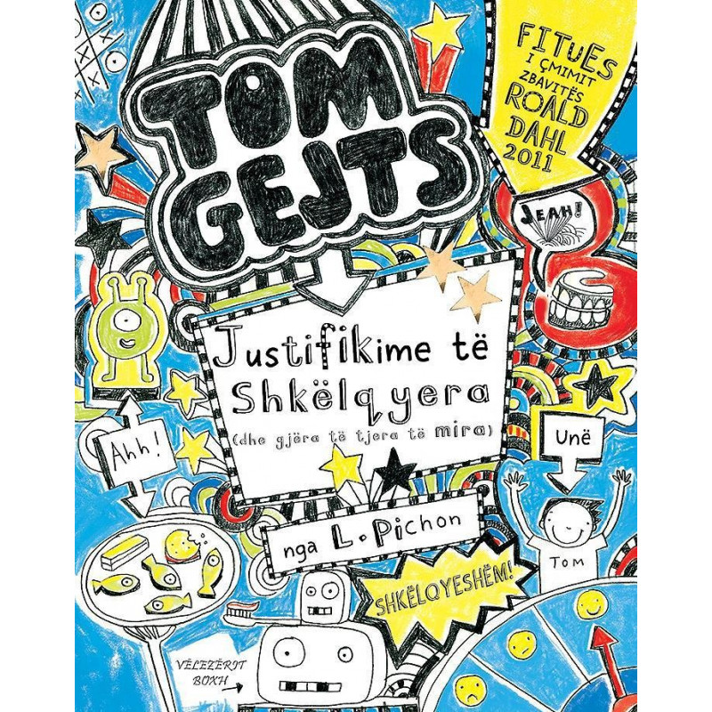 Tom Gejts, Justifikime te shkelqyera, Liz Pichon