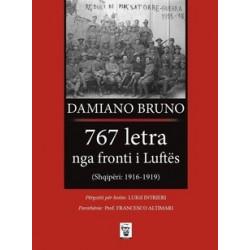 767 letra nga fronti i Luftes, Damiano Bruno