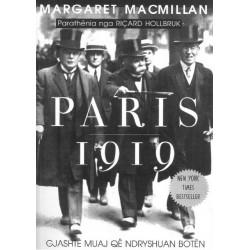Paris 1919, Margaret Macmillan