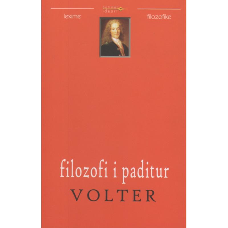 Filozofi i Paditur, Volter