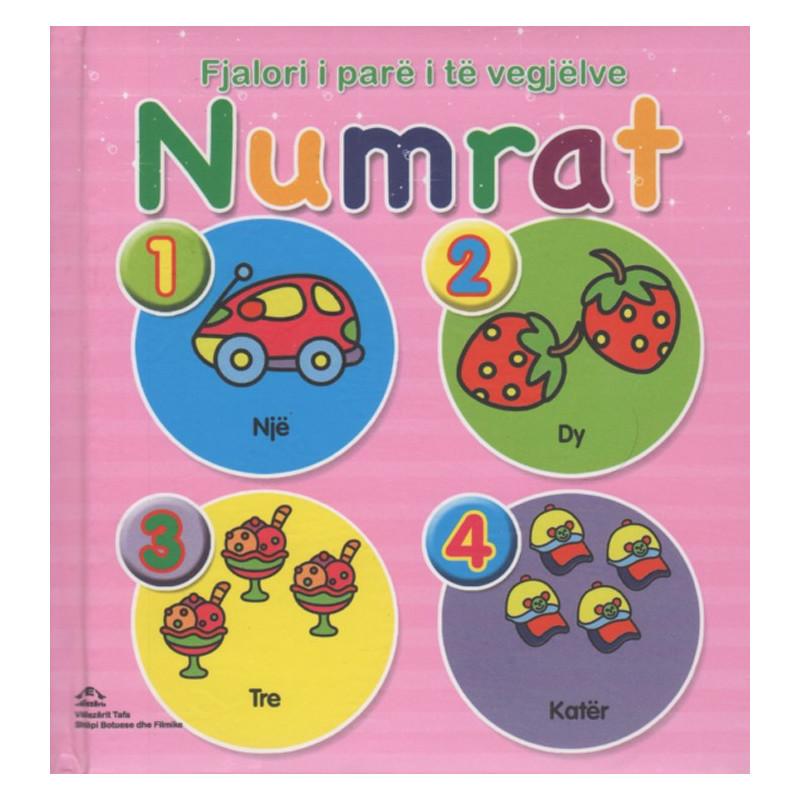 Fjalori i pare i te vegjelve, Numrat