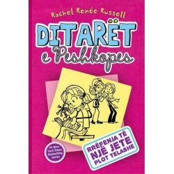 Ditaret e peshkopes, rrefenja te nje jete plot telashe, Rachel Renee Russell, libri i pare