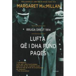 Lufta qe i dha fund paqes, Margaret MacMillan
