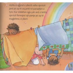 Ngjyrat e ylberit, Jennifer Moore-Mallinos