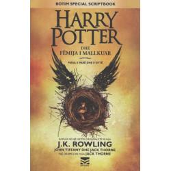 Harry Potter dhe Femija i Mallkuar, J. K. Rowling