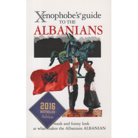 Xenophobe's guide to the albanians, Alan Andoni