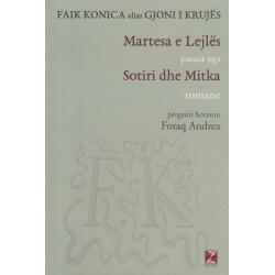Martesa e Lejles, pasuar nga Sotiri dhe Mitka, Faik Konica