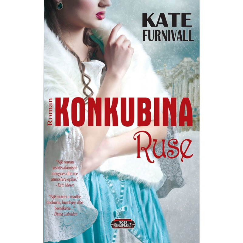 Konkubina ruse, Kate Furnivall