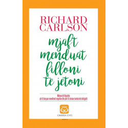 Mjaft menduat, filloni te jetoni, Richard Carlson
