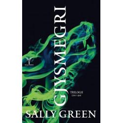 Gjysmegri, Sally Green, libri i dyte