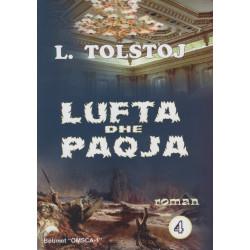 Lufta dhe paqja, L. N. Tolstoj, vol. 1-4