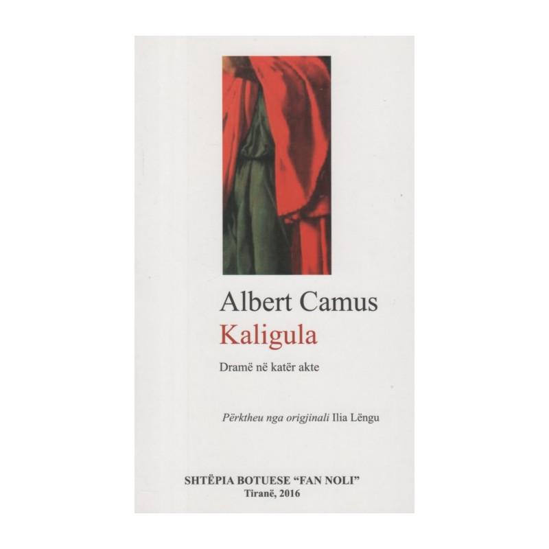Kaligula, Albert Camus