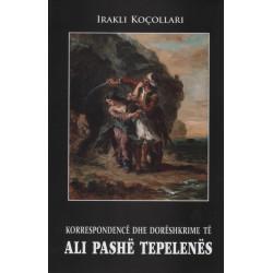 Korrespondence dhe doreshkrime te Ali Pashe Tepelenes, Irakli Kocollari, vol. 1