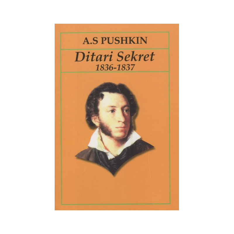 Ditari sekret 1836-1837, A. S. Pushkin