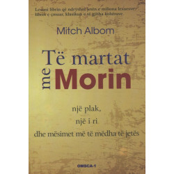 Te martat me Morin, Mitch Albom