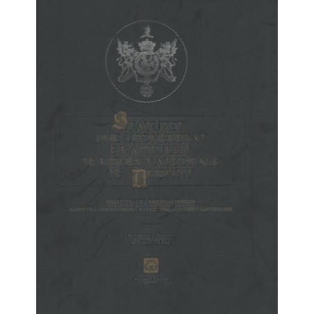 Statutet dhe urdheresat e kapitullit te Kishes Katedrale te Drishtit, Milan Sufflay, Viktor Novak