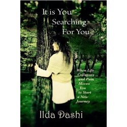 It is you searching for you, Ilda Dashi