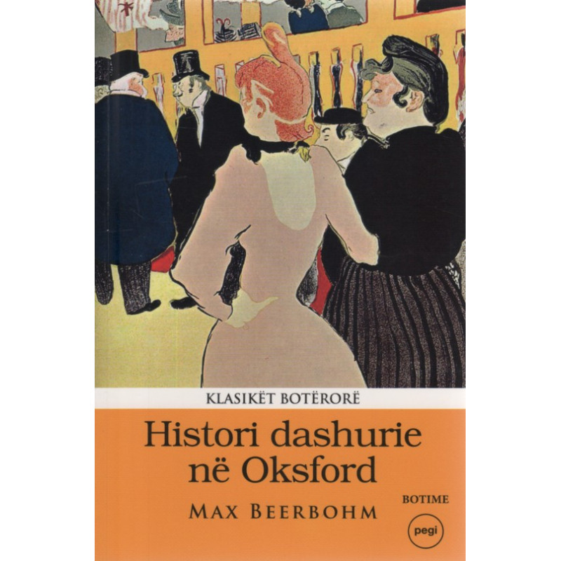 Histori dashurie ne Oksford, Max Beerbohm
