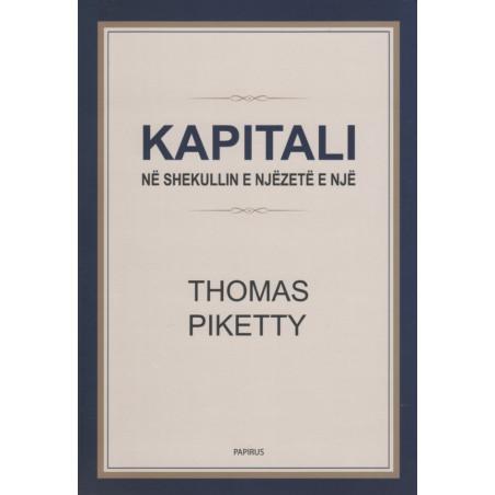 Kapitali ne shekullin XXI, Thomas Piketty