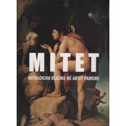 Mitet, mitologjia klasike ne artet pamore
