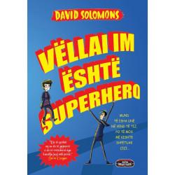 Vellai im eshte superhero, David Solomons