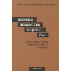 Bashkimi Demokratik Shqiptar 1946, akte gjyqesore