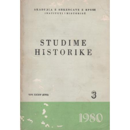 Studime historike 1980, vol. 3