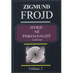 Hyrje ne psikoanalize, Sigmund Freud, vol. 2