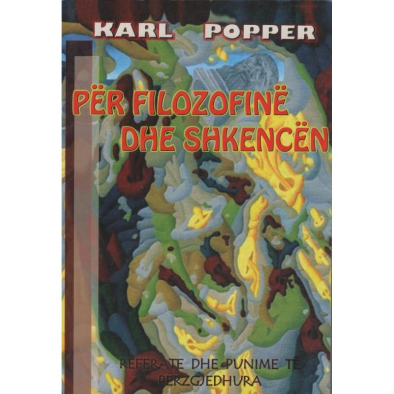 Per filozofine dhe shkencen, Karl Popper