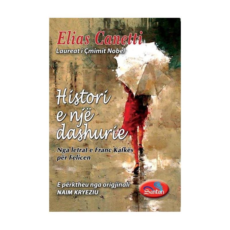 Histori e nje dashurie, Elias Canetti